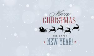 クリスマス&新年