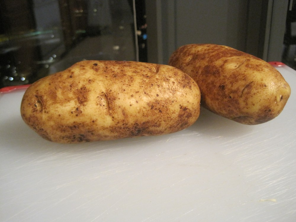 Good Potato, Bad Potato, and the Easy Baked Potato (2/3)