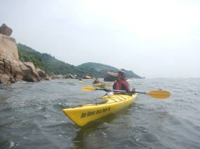 sea kayak experience