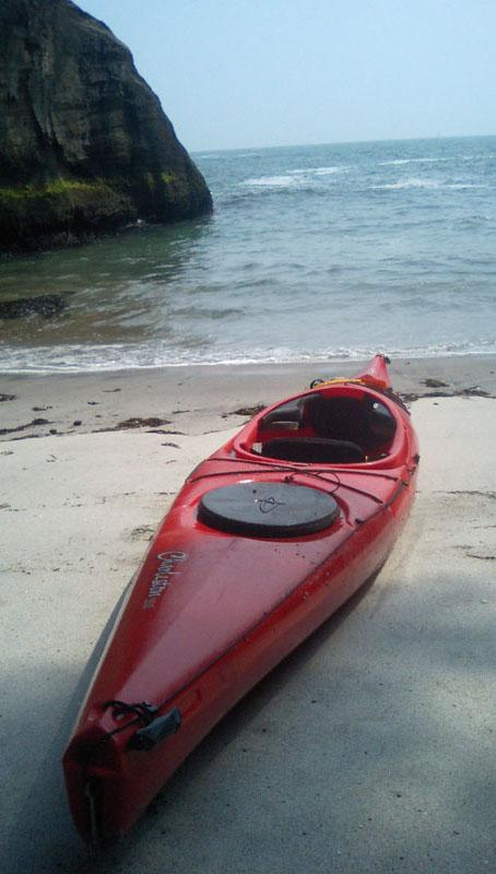 kayakback