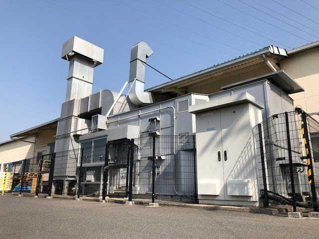 シバタセスコ㈱犬山工場