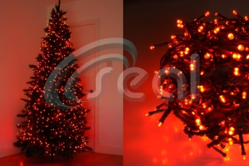 LED Christmas Lights – Red