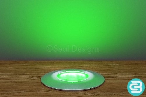 316 Grade Deck Light – Green