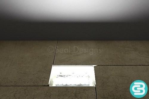 LED Block Light – White