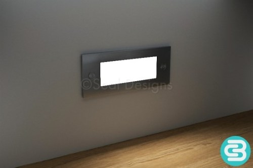 LED Wall Light – White