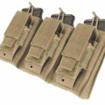 molle triple mag pouch