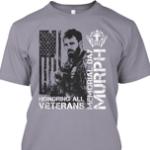 Murph Hero WOD t-shirts