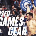 Used CrossFit Games Gear
