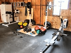 crossfit home gym essentials