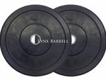 Lynx vs Rogue HG bumper plates