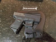Glock 26 Crossbreed EDC