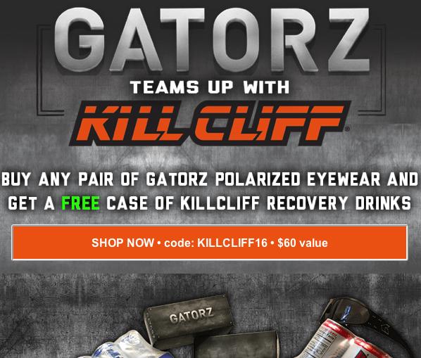 gatorz-eyewear-kill-cliff-deal