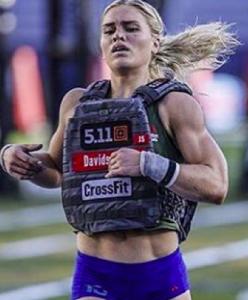 Katrin Tanja Davidsdottir Crossfit Elite Athlete Profile