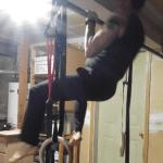 Freak Frogman workout results Jean-Michel