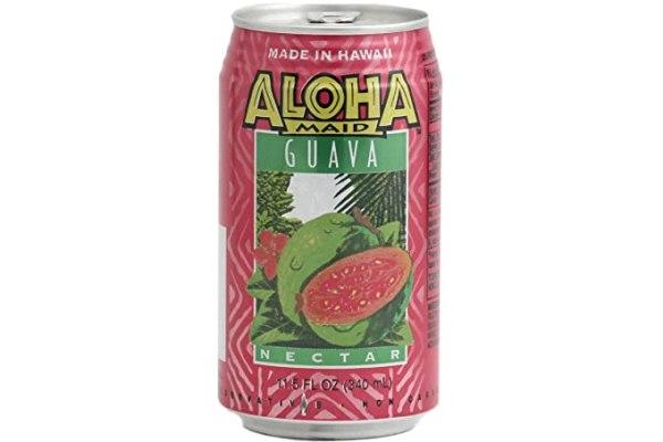 Aloha Maid Nectar, Guava