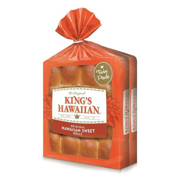 King Hawaiian Rolls