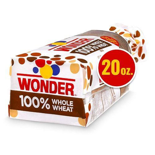 Wonder Bread Wheat