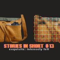 Stories in Short #13 (Exquisite: intensely felt.)