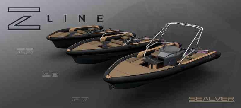 Premium waveboat Z LINE
