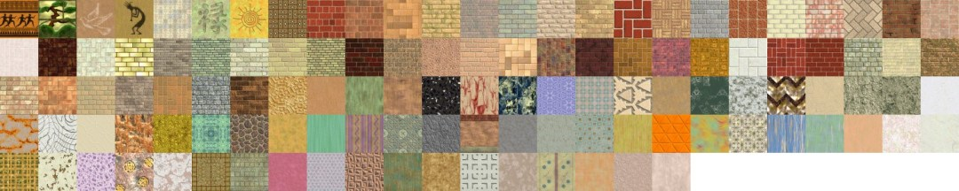Textures Unleashed Volume 7: Floor, Wall and Bricks