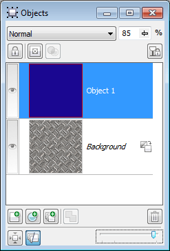 Adding a tint to a seamless texture in an image editor