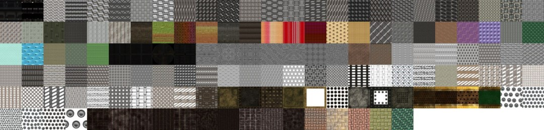 Textures Unleashed Volume 23: Diamond Plate II