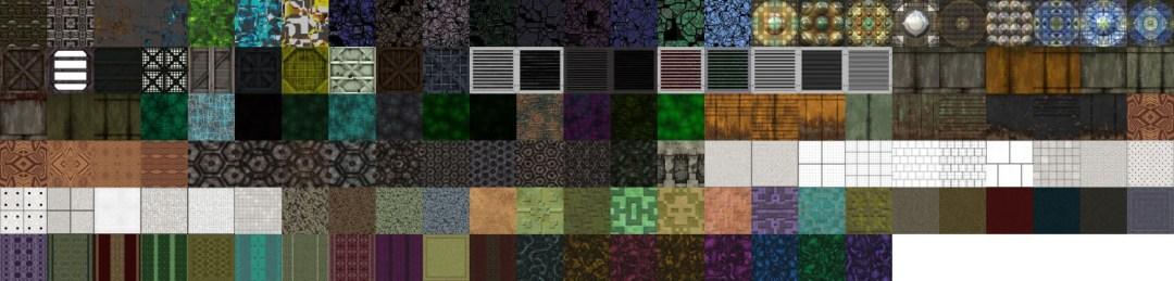 Textures Unleashed Volume 25: Floor Wall II