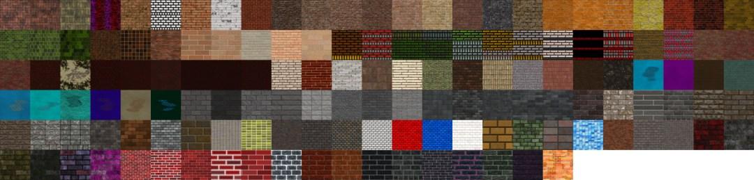 Textures Unleashed Volume 26: Brick II