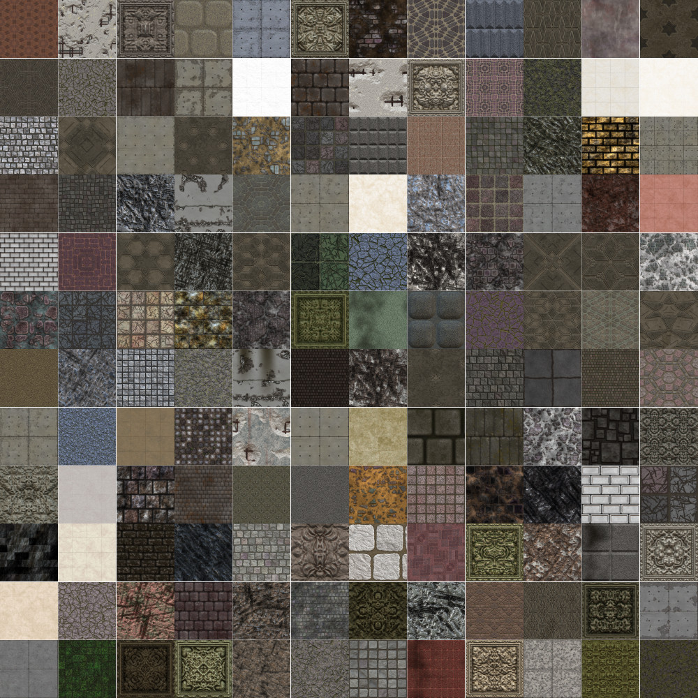 Textures Unleashed Lite Volume 30: Stone II