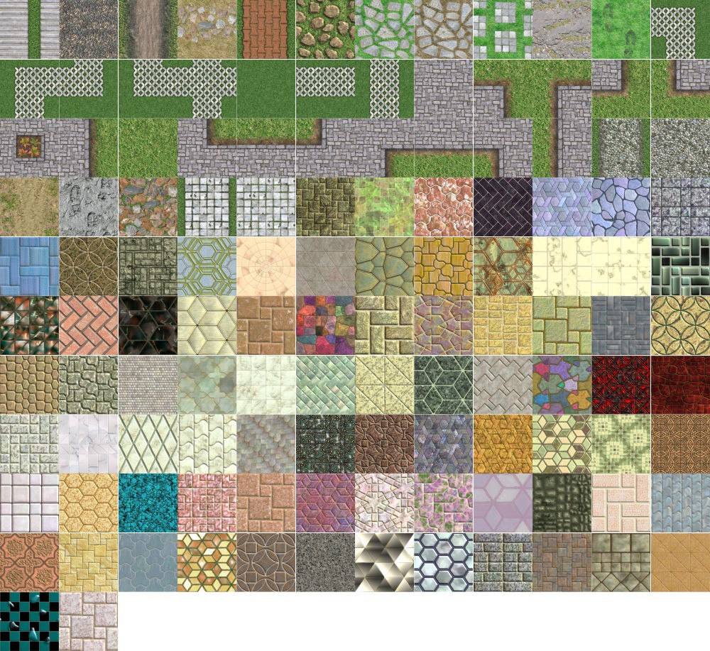 Volume 9: Tile and Path