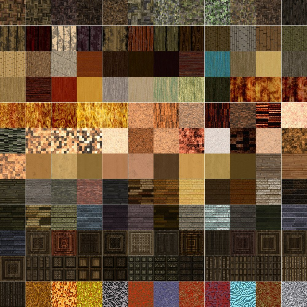 Textures Unleashed Lite Volume 20: Wood II