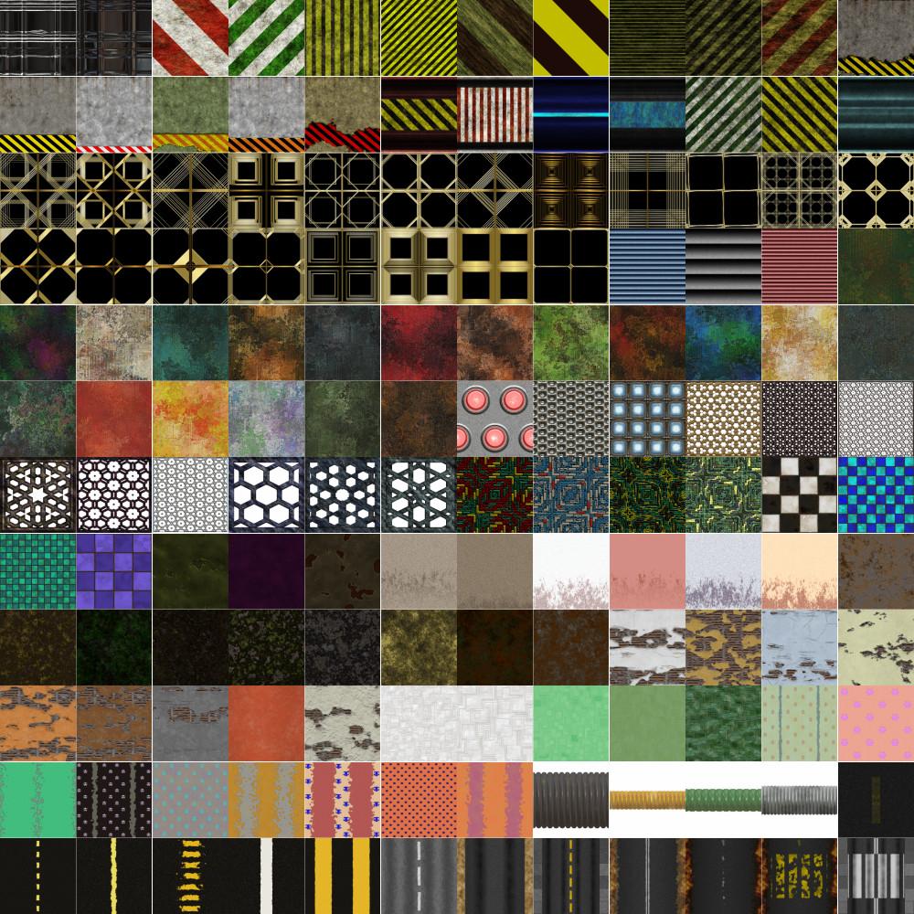 Textures Unleashed Pro Volume 37: Misc II