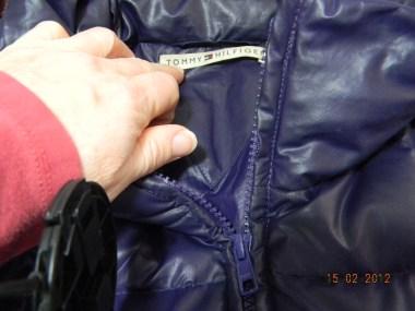 new zipper in a coat worth repairing