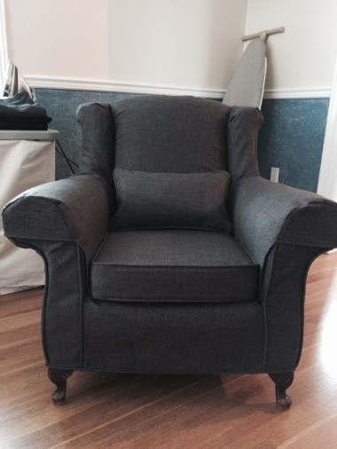 Wing chair slip 2015