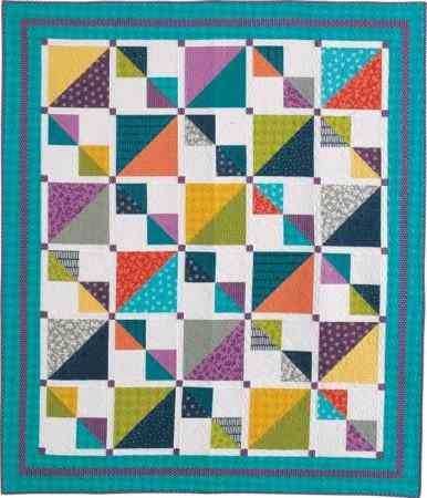 Mix It Up quilt