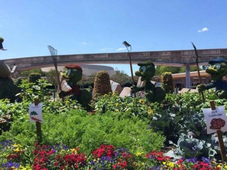Gardens at Disney