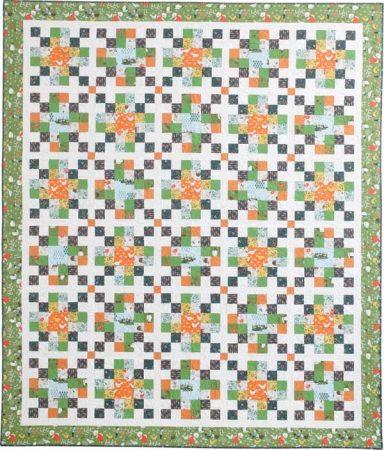Garden Boxes quilt