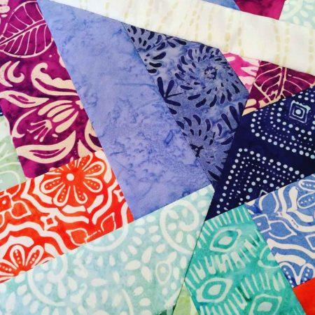 batik braid quilt