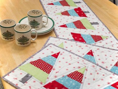 Adventures in Quilting- Holiday Gift Giving Ideas