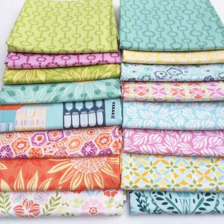 Giveaway- 16 Fat Quarters!