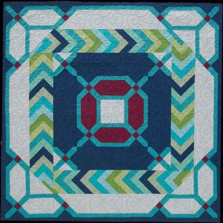 Braid template quilt