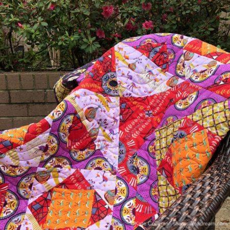 Horizons fabric