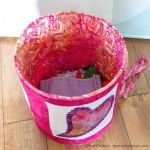 Creative Spaces Blog Hop- week 4: Fabric scraps- you've got them, what to do with them!