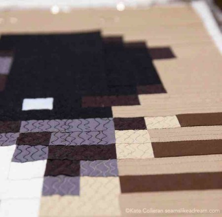 Pixelating Blog Hop- wait till you see this quilt!