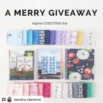 Fat Quarter Friendly pattern giveaway!