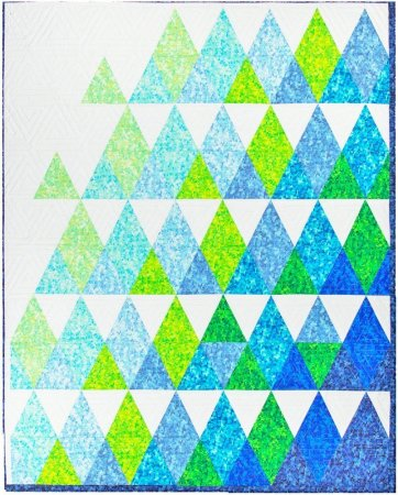 Top US quilting blog and shop, Seams Like a Dream Quilt Designs, explains one patch quilts in Quilter's Alphabet series! Click here!