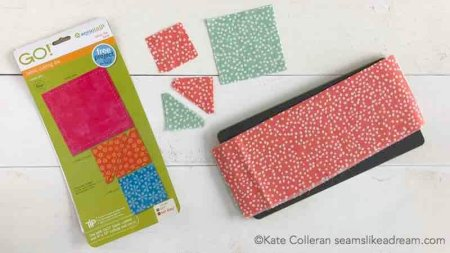 Exploring the Basics: Fabric Die Cutting featured by top US quilting blog and shop, Seams Like a Dream Quilt Designs explores the option of die cutting fabric for your quilting strips and squares.