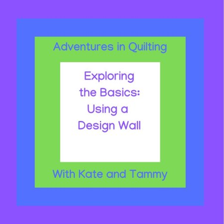 How to Use a Quilt Design Wall tips featured by top US quilting blog and shop, Seams Like a Dream Quilt Designs | Quilt design wall ideas