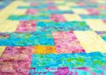 5 Fast and Easy Scrap Quilts you Can Do While at Home on Quarantine