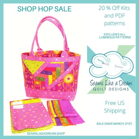 Quilt Shop Hop: Stay at Home and Hop with Us! – Post #2